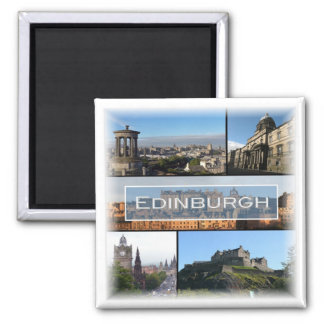 GB * Scotland - Edinburgh Magnet