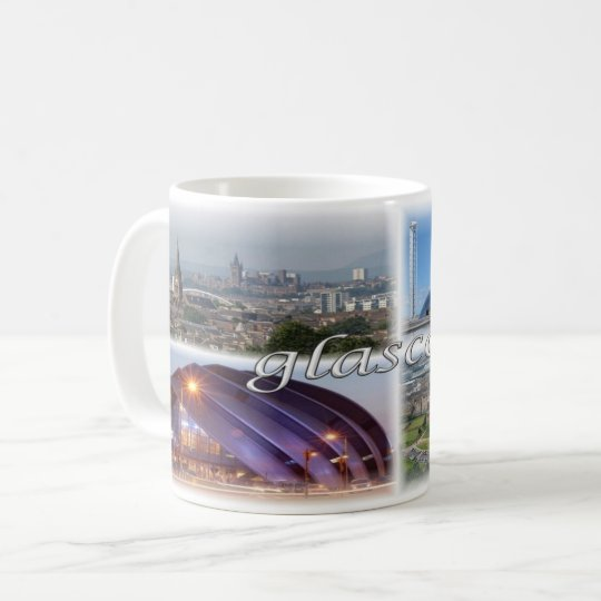 GB Scotland - Glasgow - Coffee Mug