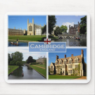 GB United Kingdom - England - Cambridge - Mouse Mat