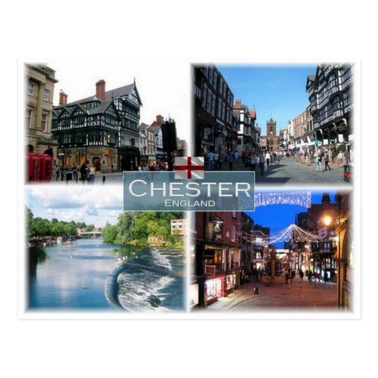 GB United Kingdom - England - Chester -
