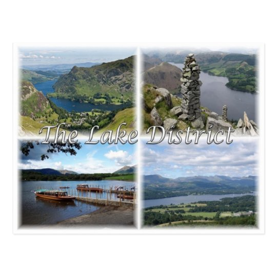 GB United Kingdom - England - Lake District