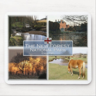 GB United Kingdom - England - The New Forest N.P. Mouse Mat
