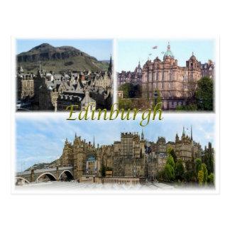 GB United Kingdom - Scotland - Edinburgh - Postcard