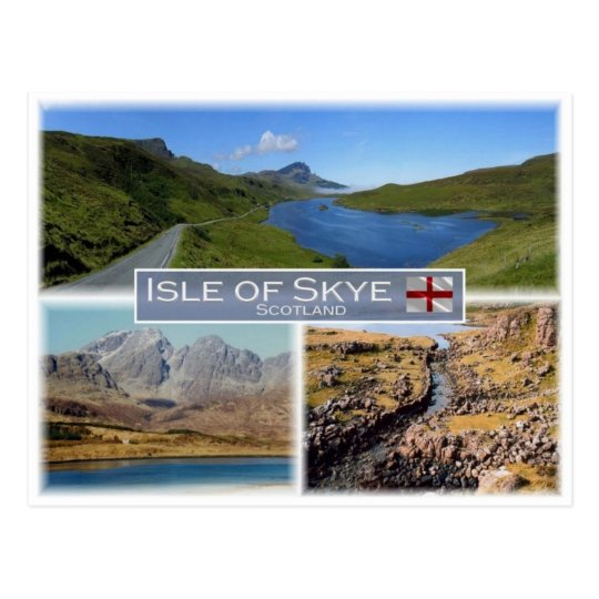 GB United Kingdom - Scotland - The Isle