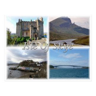 GB United Kingdom - Scotland - The Isle Of Skye - Postcard