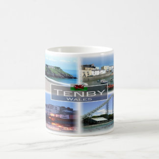 GB Wales - Tenby - Coffee Mug