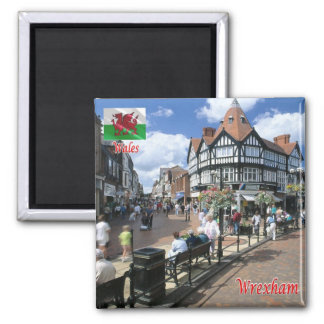 GB - Welsh - Wrexham Magnet