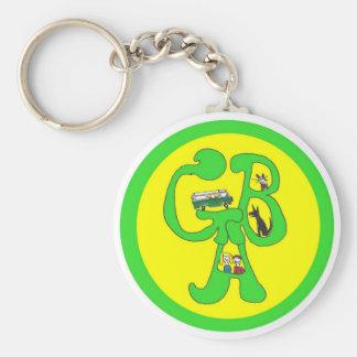GBA Logo Key Chain