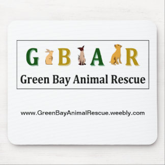 GBAR Mouse Pad