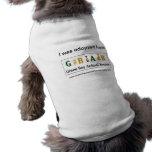GBAR Pet Shirt
