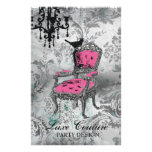 GC Fabulously French Grey Damask Full Color Flyer