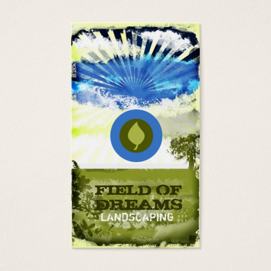 GC | Field of Dreams Business Card