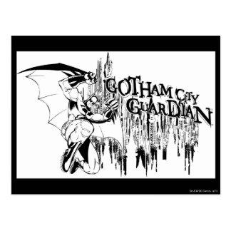 GC Guardian Drawing Postcard