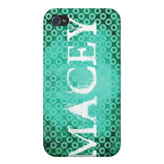 GC iPhone 4 Miami Heat Teal iPhone 4/4S Cover