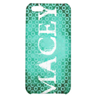 GC iPhone 4 Miami Heat Teal iPhone 5C Cover