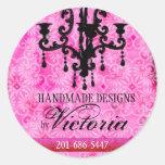 GC | Lustre Passione Pink Sticker