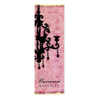 GC | Lustre Passionné - Pale Pink Pack Of Skinny Business Cards