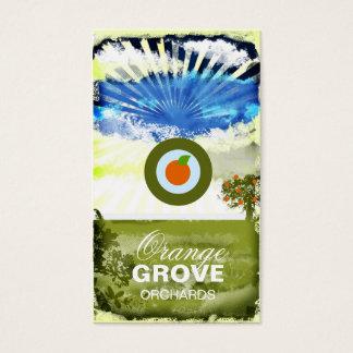 GC | Orange Grove Card with Logo