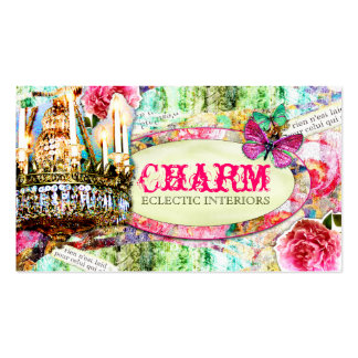 GC | Shabby Vintage Charm Business Card