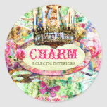 GC Shabby Vintage Charm Stickers