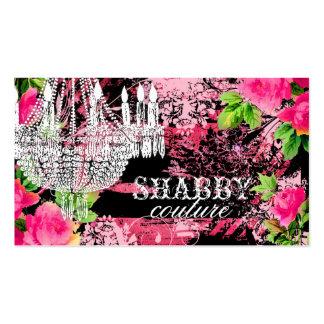 GC Shabby Wild Garden Chandelier Pack Of Standard Business Cards