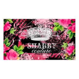 GC Shabby Wild Garden Tiara Pack Of Standard Business Cards
