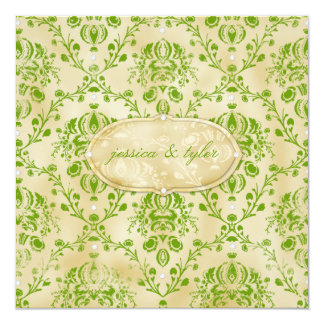 GC | Sweet Cookie Invitation | Lime