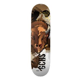 GCHS Buffalo Skateboard