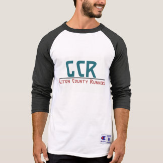GCR Men's 3/4 Sleeve Raglan Shirt
