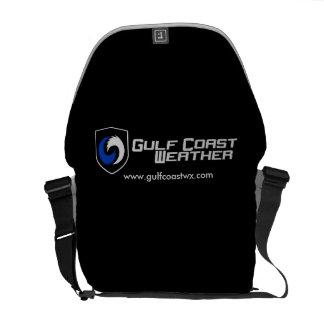 GCWX Medium Messenger Bag Outside Print