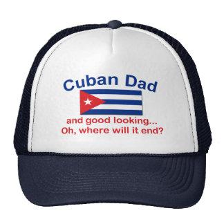 Gd Lkg Cuban Dad Mesh Hats