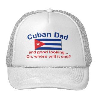 Gd Lkg Cuban Dad Hats