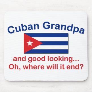 Gd Lkg Cuban Grandpa Mouse Pad