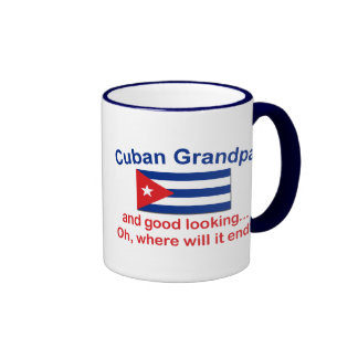 Gd Lkg Cuban Grandpa Mug