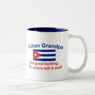 Gd Lkg Cuban Grandpa Mugs