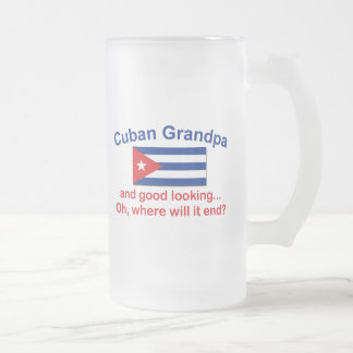 Gd Lkg Cuban Grandpa Mugs