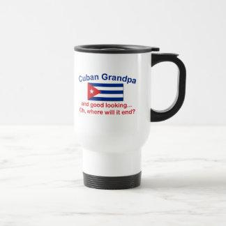 Gd Lkg Cuban Grandpa Coffee Mug