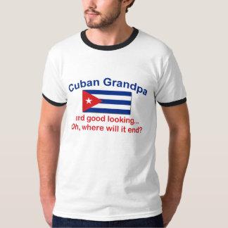 Gd Lkg Cuban Grandpa T-shirts