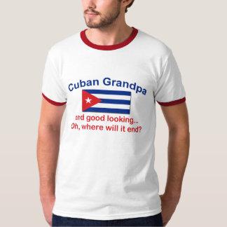 Gd Lkg Cuban Grandpa T Shirts
