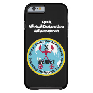 GDA iPhone 6/6s Tough Case