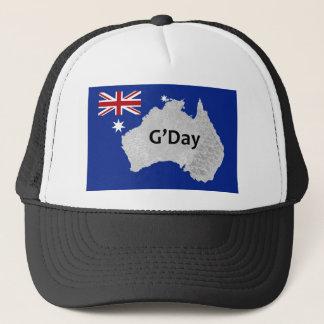 G'Day Logo Australian Hat
