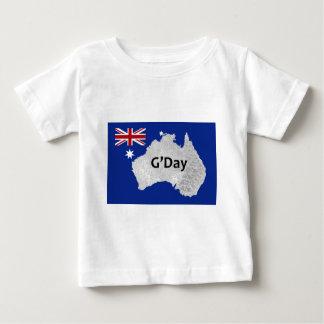 G'Day Logo Australian Infant's T-Shirt