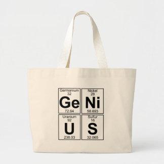 Ge-Ni-U-S genius - Full Tote Bag