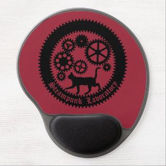 Gear Cat Gel Mouse Pad