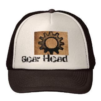 Gear Head Hat