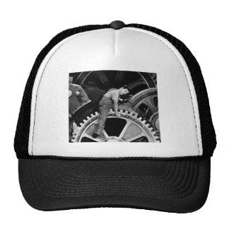 Gear Head Mesh Hat