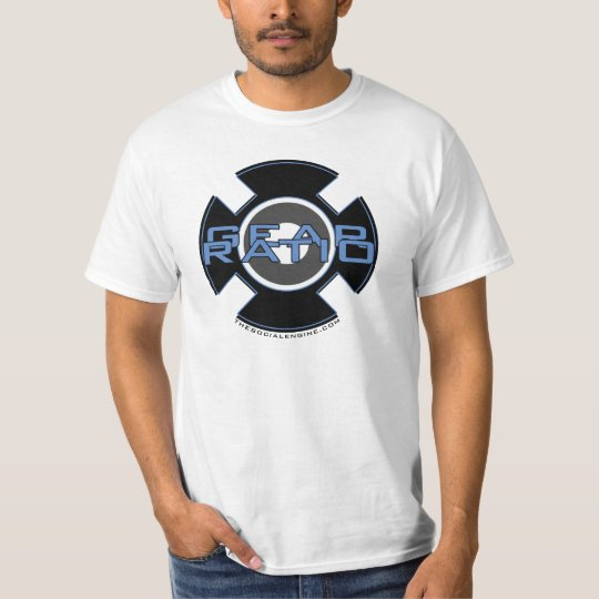 Gear Ratio White T-Shirt
