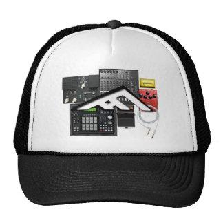 Gear Trucker Cap Mesh Hats