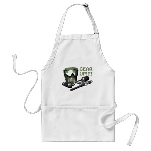 Gear Up Aprons