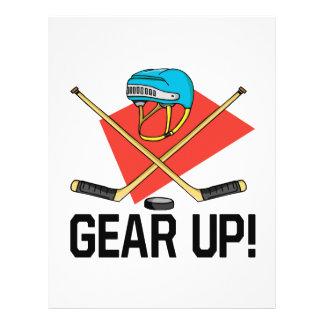 Gear Up Flyers